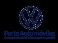 Logo conciertos Volkswagen parte automoviles